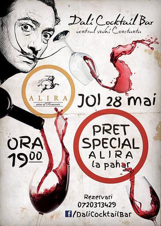 Degustare vinuri Alira