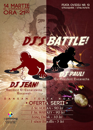 DJ Battle Night