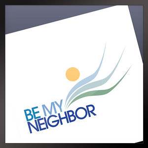 Logo Be My Neighbor Real Estate Community Program Philippines
