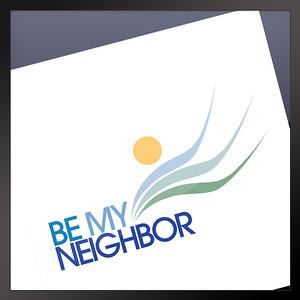 Logo Be My Neighbor Real Estate Community Program Philippines
