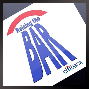 Logo Citibank Philippines Event Raising the BAR Philippines