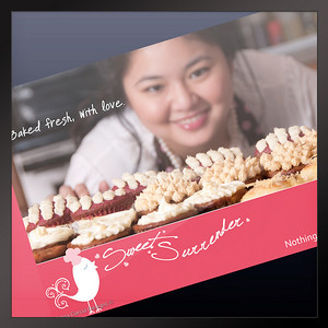 Ad Sweet Surrender Baked fresh, with love Surrey, BC
