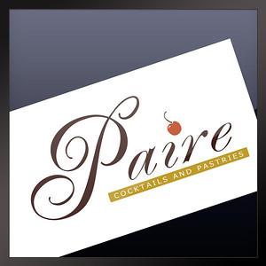 Logo Paire Cocktails & Pastries Philippines