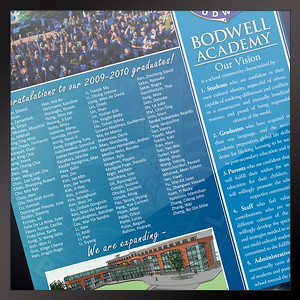 Advertisement Bodwell Academy North Vancouver, BC
