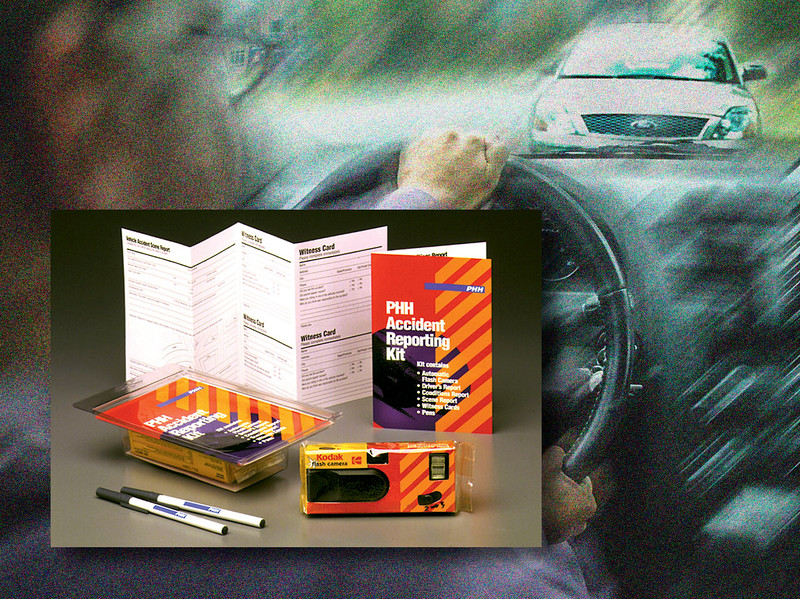 PHH Accident Reporting Kit