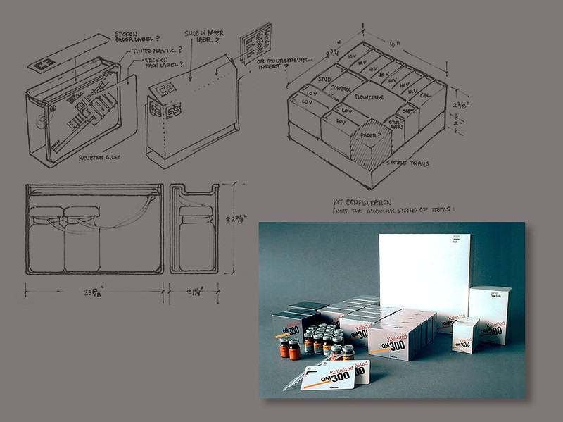 Kallestad Labs QM300 Packaging