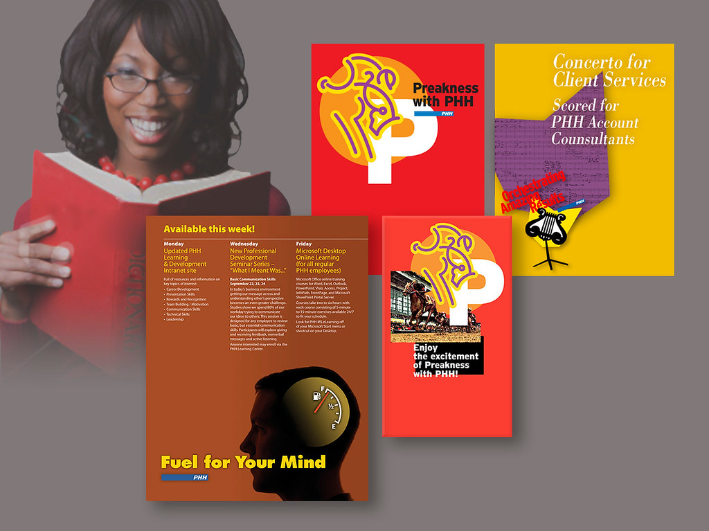 PHH Promotional Posters