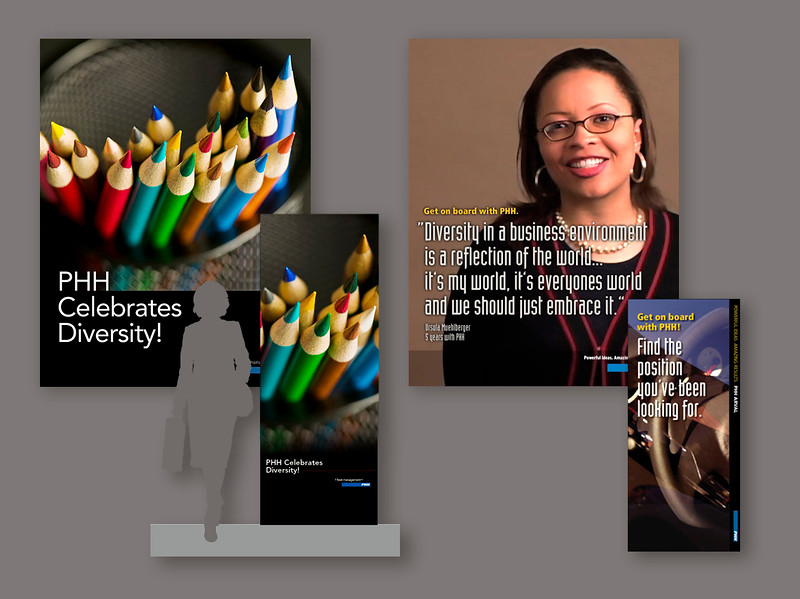 PHH HR posters