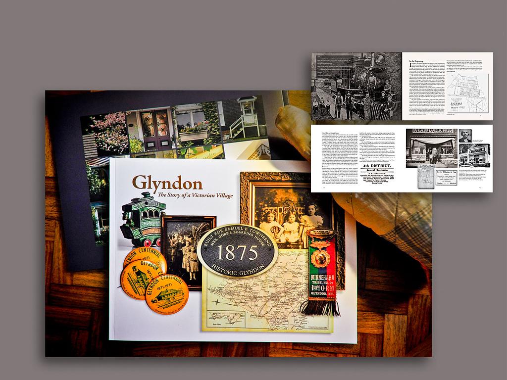 Glyndon History Book
