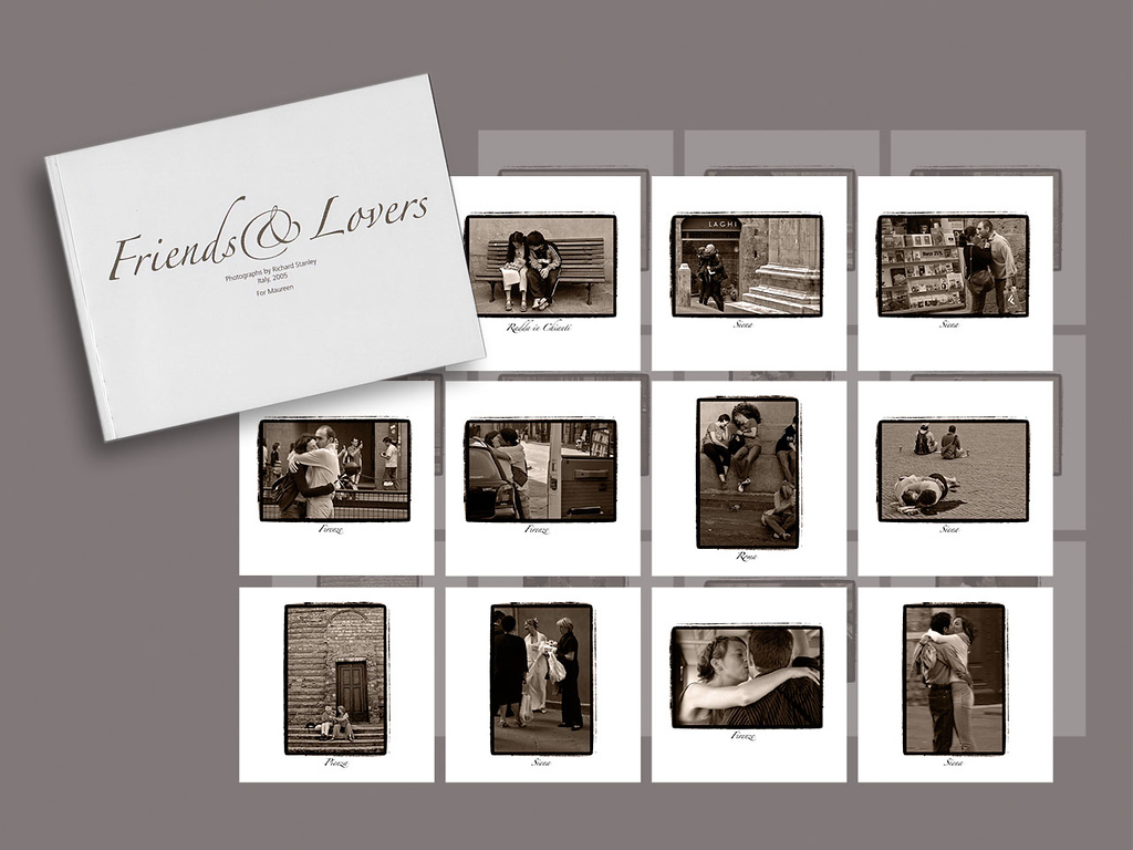 Personal Photograph Book