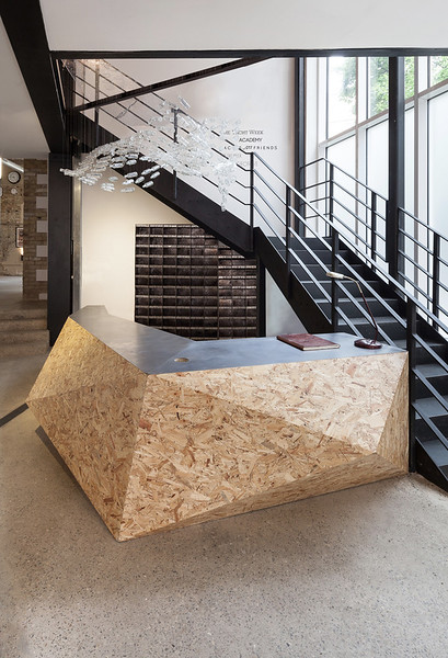 Analog Folk fit-out and interiors by Design Haus Liberty, London