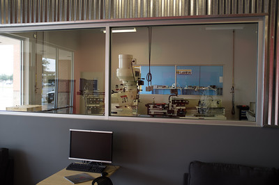 Lobby - View of Electronics Shop