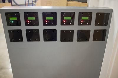 Wood Shop - Control Panel