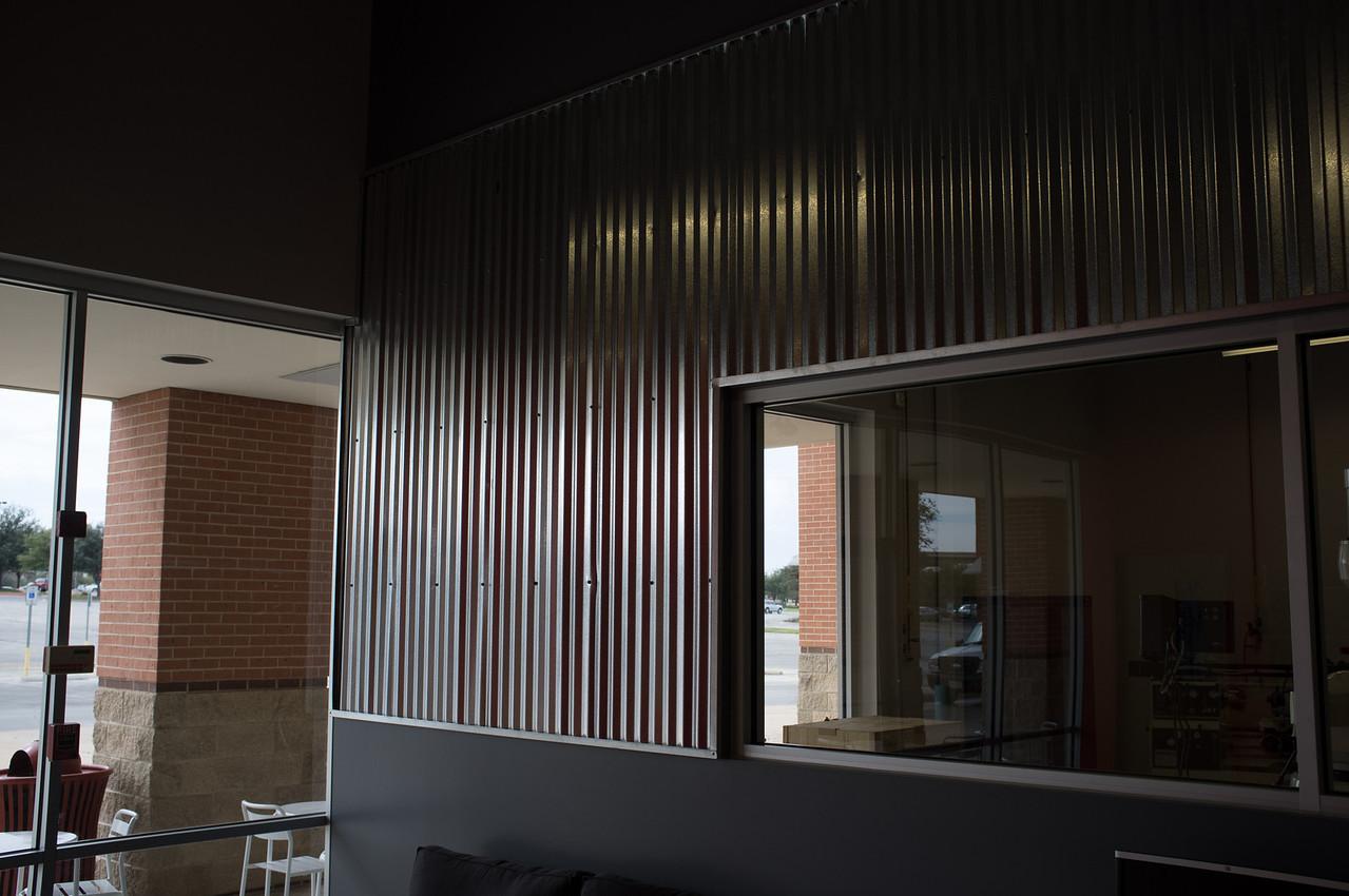 Lobby - Wall Treatment