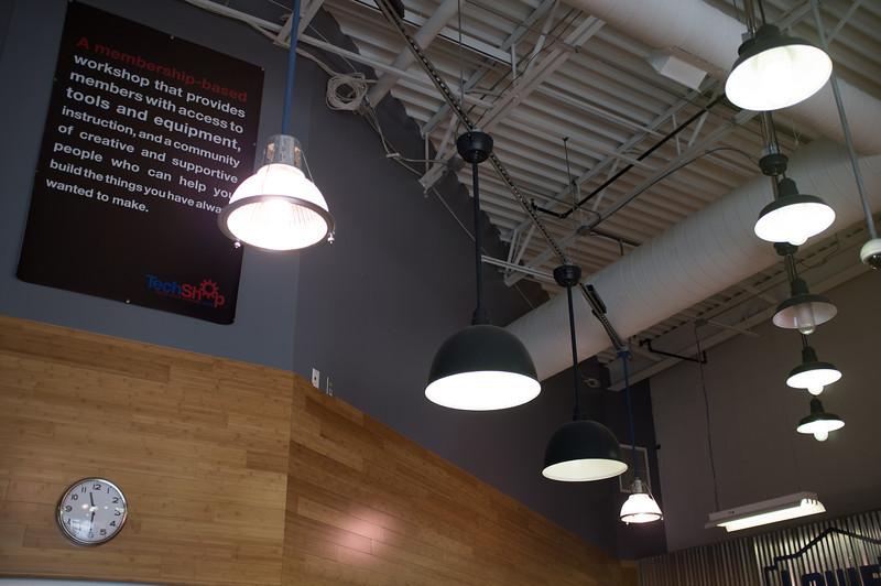 Lobby - Reception Lighting