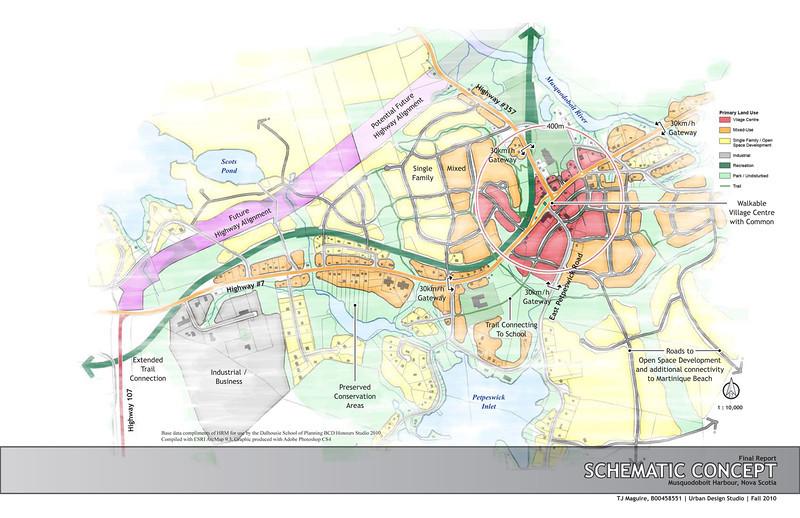 Musquodoboit Harbour - Design Proposal (2010)