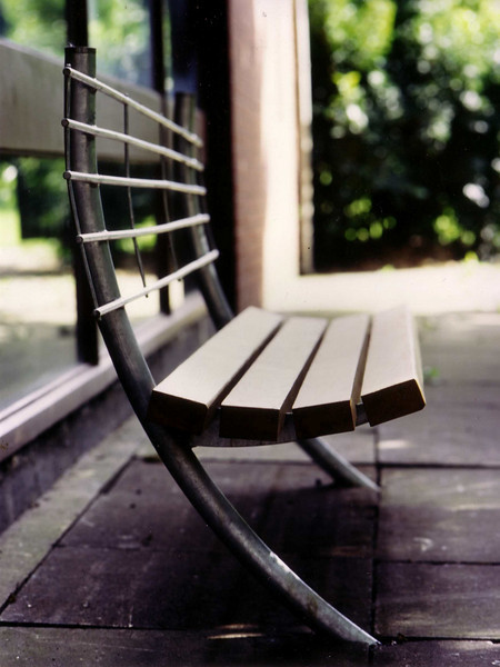 bench, hulme, 1993