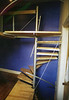 house conversion, chorlton, 1998