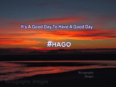 Good Day, Sunrise, Rictographs Images