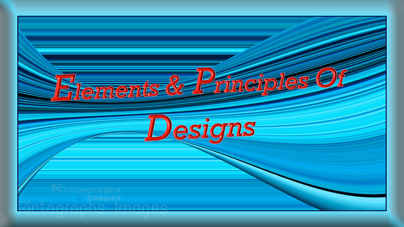Elements & Principles of Design, Edtech