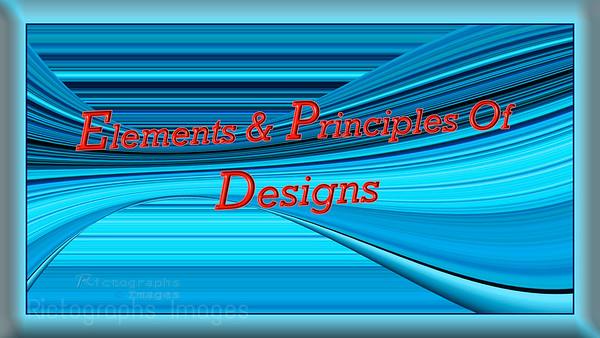 Elements & Principles of Design, Edtech
