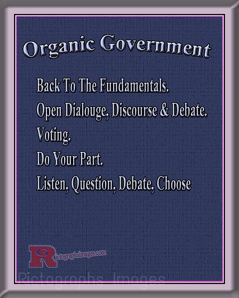 Organic Government