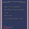 Organic Government