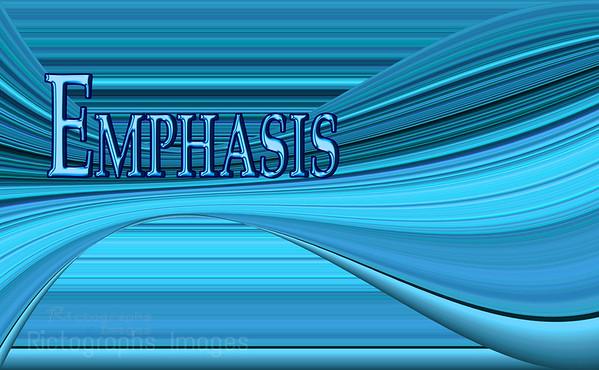Rictographs Images Designs Blues Stripes