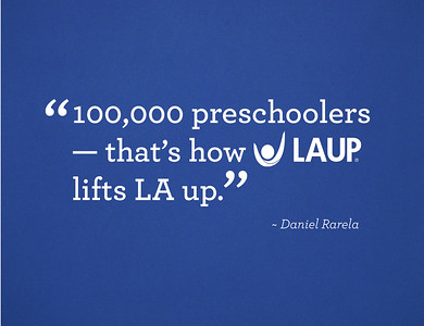 LAUP Lifts LA Up!