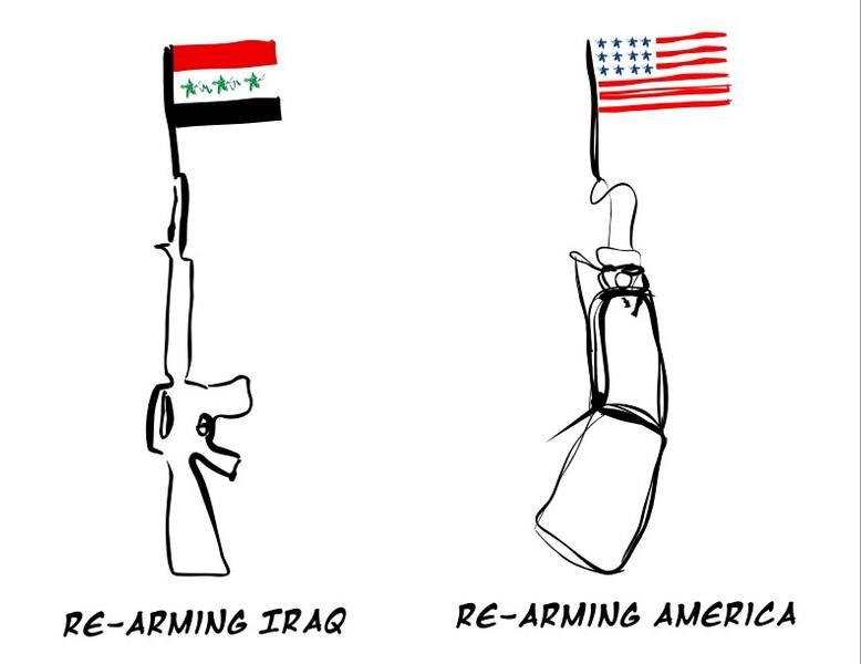 re-arming