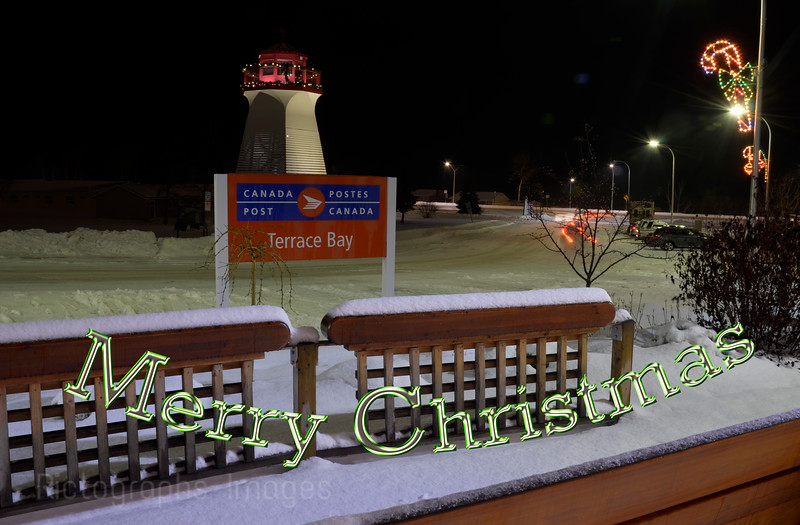 Merry Christmas from Terrace Bay