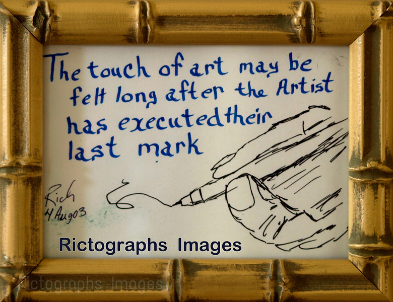 The Touch of Art