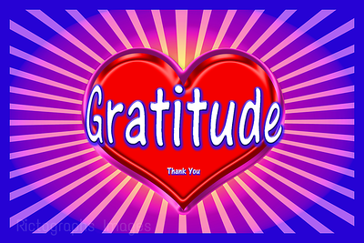 Red Heart,Gratitude, , #WowNow