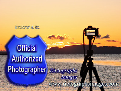 Official, Authorized, Photographer