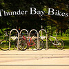 Biking, Thunder Bay, Ontario, Canada