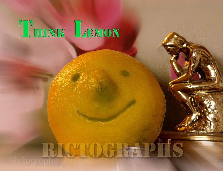 Thinking Lemon