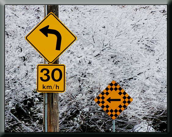 Drive Carefully, Rictographs Images