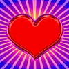 Red Heart, Wallpaper Background, #WowNow
