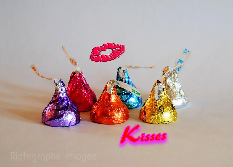 Valentine Kisses, Photo