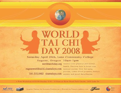 World Tai Chi Day 2008