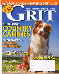 GRIT January/February 2008  Grit Gazette Photos