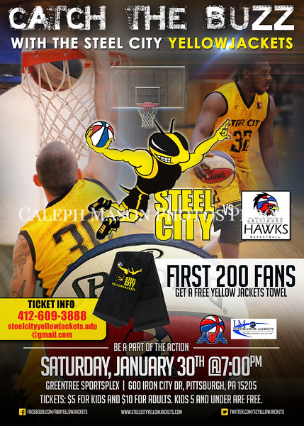 012916 - Steel City Yellow Jackets