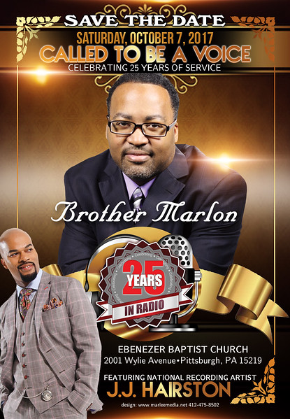 Brother Marlon Concert