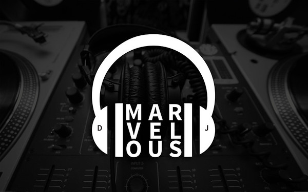 DJ Marvelous Logo