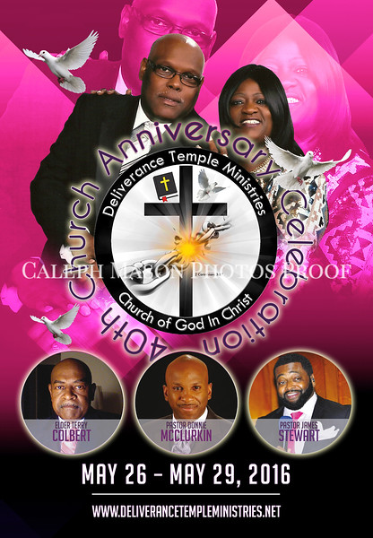 Deliverance Temple 40th Anniversary