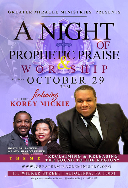 GMM - Prophetic Worship