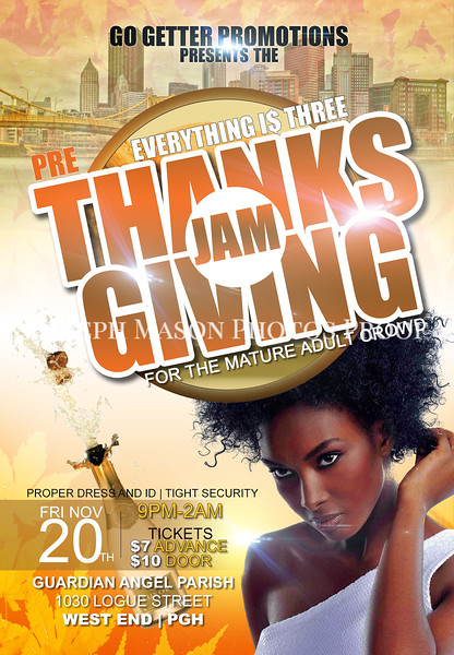 Go Getter Promotions - Thanksgiving