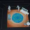 Act 1 overhead view without the screen.