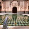 Moroccan architecture (and bath house)