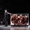 """Volksbühne am Rosa-Luxemburgplatz, Berlin<br /> """"Die 120 Tage von Sodom"""" nach Marquis de Sade und Pier Paolo Pasolini,<br /> Premiere: 27.5.2015,<br /> Regie: Johann Kresnik, Fassung: Christoph Klimke, Bühne und Kostüme: Gottfried Helnwein, Musik: Ali Helnwein, Choreografie: Ismael Ivo, Johann Kresnik<br /> <br /> links:<br /> Roland Renner, <br /> <br /> <br /> Copyright (C) Thomas Aurin<br /> Gleditschstr. 45, D-10781 Berlin<br /> Tel.:+49 (0)30 2175 6205 Mobil.:+49 (0)170 2933679<br /> Veröffentlichung nur gegen Honorar zzgl. 7% MWSt. und Belegexemplar<br /> Steuer Nr.: 11/18/213/52812, UID Nr.: DE 170 902 977<br /> Commerzbank, BLZ: 810 80 000, Konto-Nr.: 316 030 000<br /> SWIFT-BIC: DRES DE FF 810, IBAN: DE07 81080000 0316030000"""